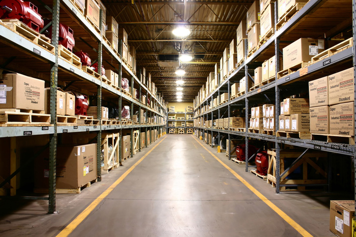 Designing and Managing Lean Warehousing